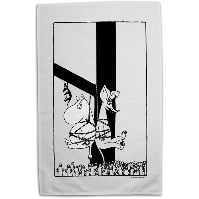 Tea Towel Hang In There - .