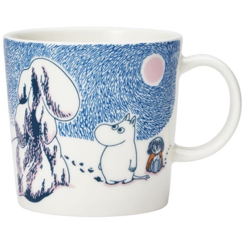 Moomin Mug Crown Snow-load Seasonal 2019 - .