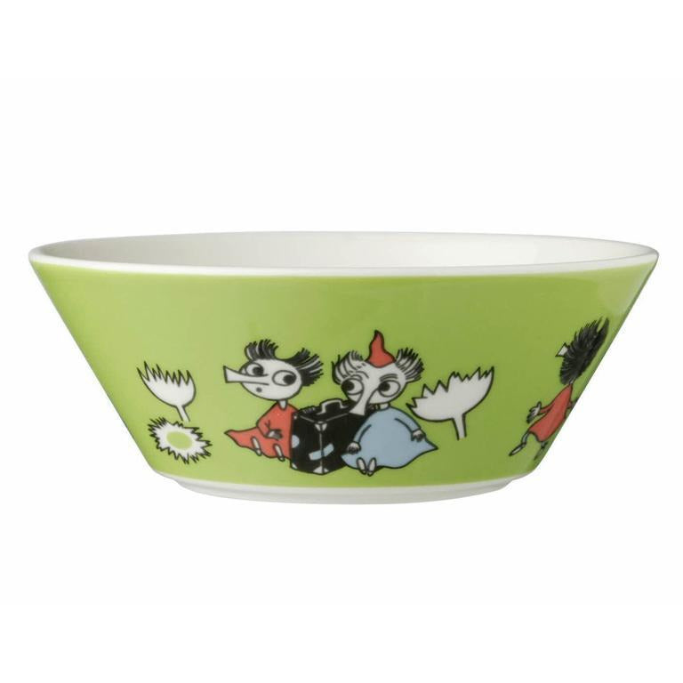 Moomin Bowl Thingumy And Bob Green - .