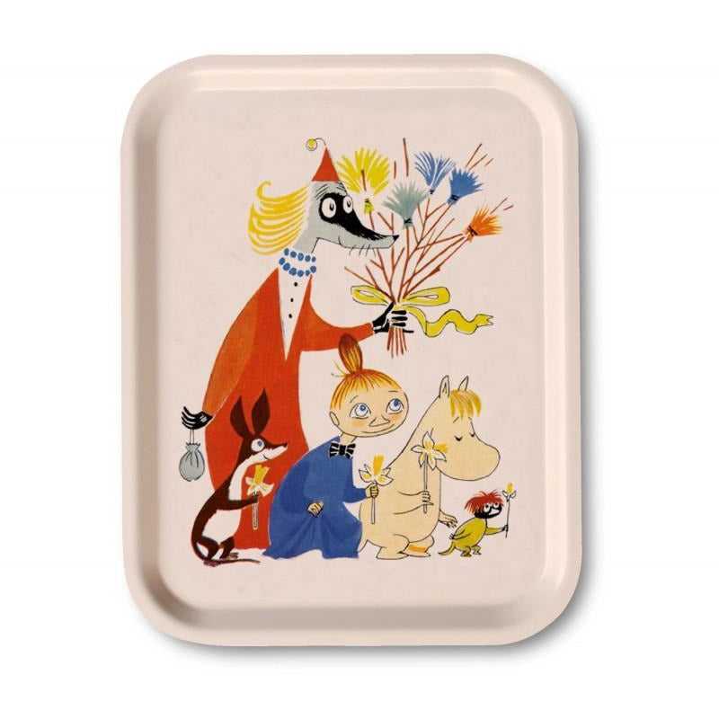 Moomin Tray Easter Off 27 x 20 cm - .