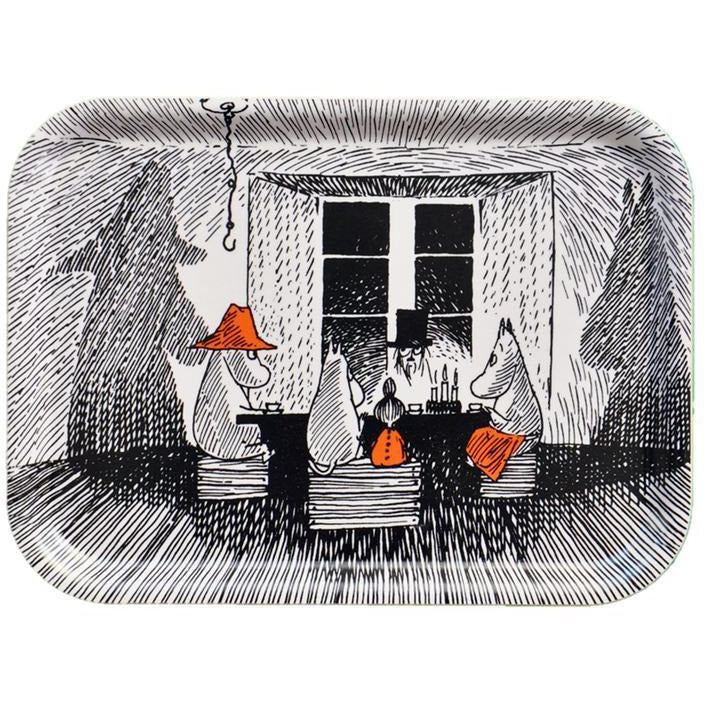 Moomin Tray Together 27 x 30 cm - .