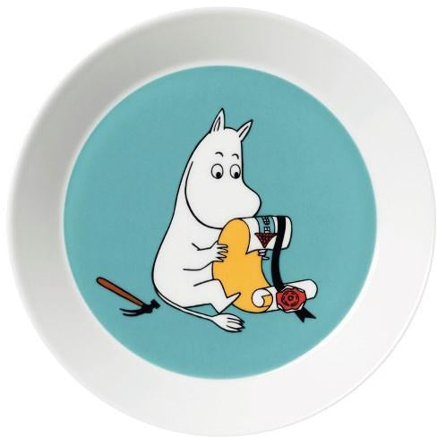 Moomin Childrens Plate - .