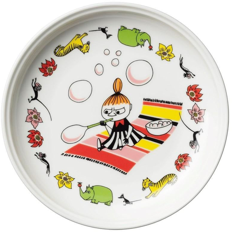 Children's Plate Little My - .