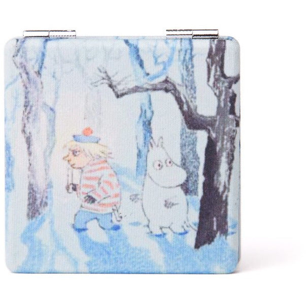 Pocket Mirror Troll Winter - .