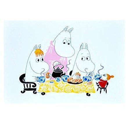 Moomin Placemat Tea Party - .