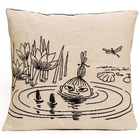 Jacquard Cushion cover Little My In Pond - .