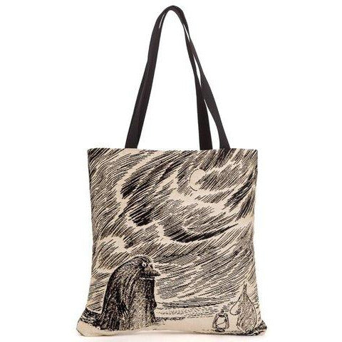 Jacquard bag The Groke - .