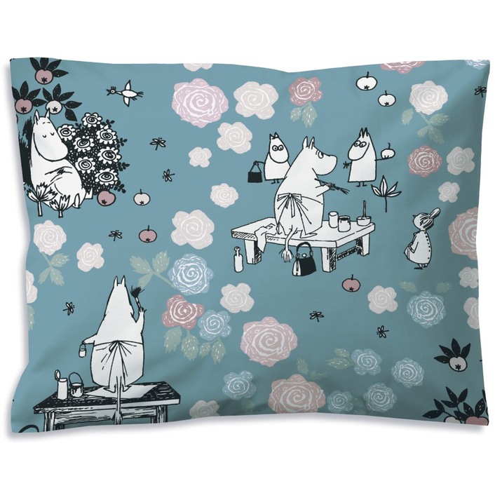 Pillowcase Moominmamma Dreaming - .