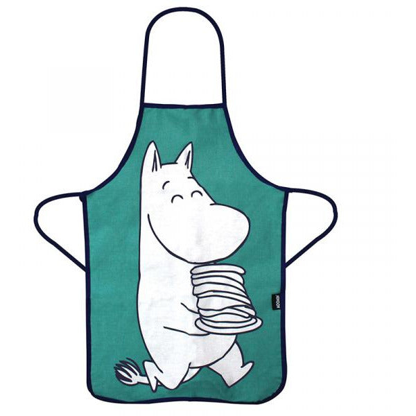 Moomin Child's Apron In A Tin - Moomintroll With Pancakes - .