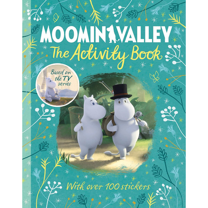 Moominvalley: The Activity Book - .