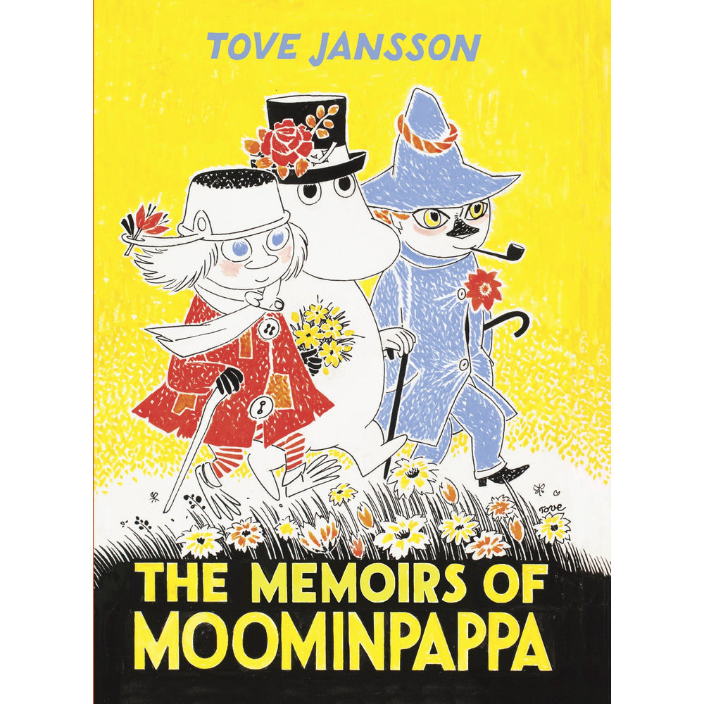 Postcard The Memoirs Of Moominpappa - .