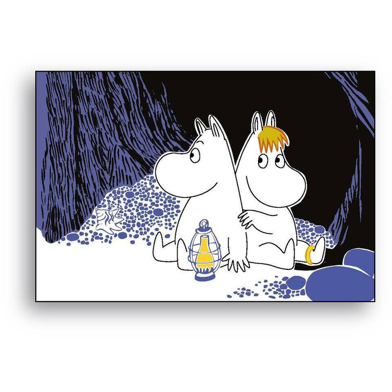 Moomin Magnet Moomin Night - .