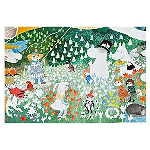 Moomin Magnet Dangerous Journey - .