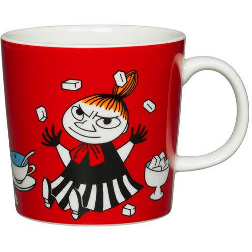 Moomin Mug Little My Red - .