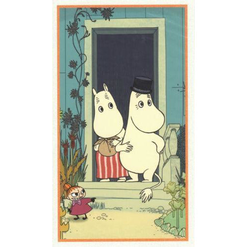 Moomin Greeting Card - .