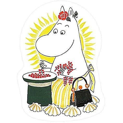 Cutting Board Moominmamma Collecting Berries - .