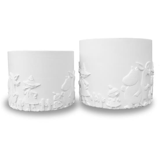 Moomin Flower Pot Small - .