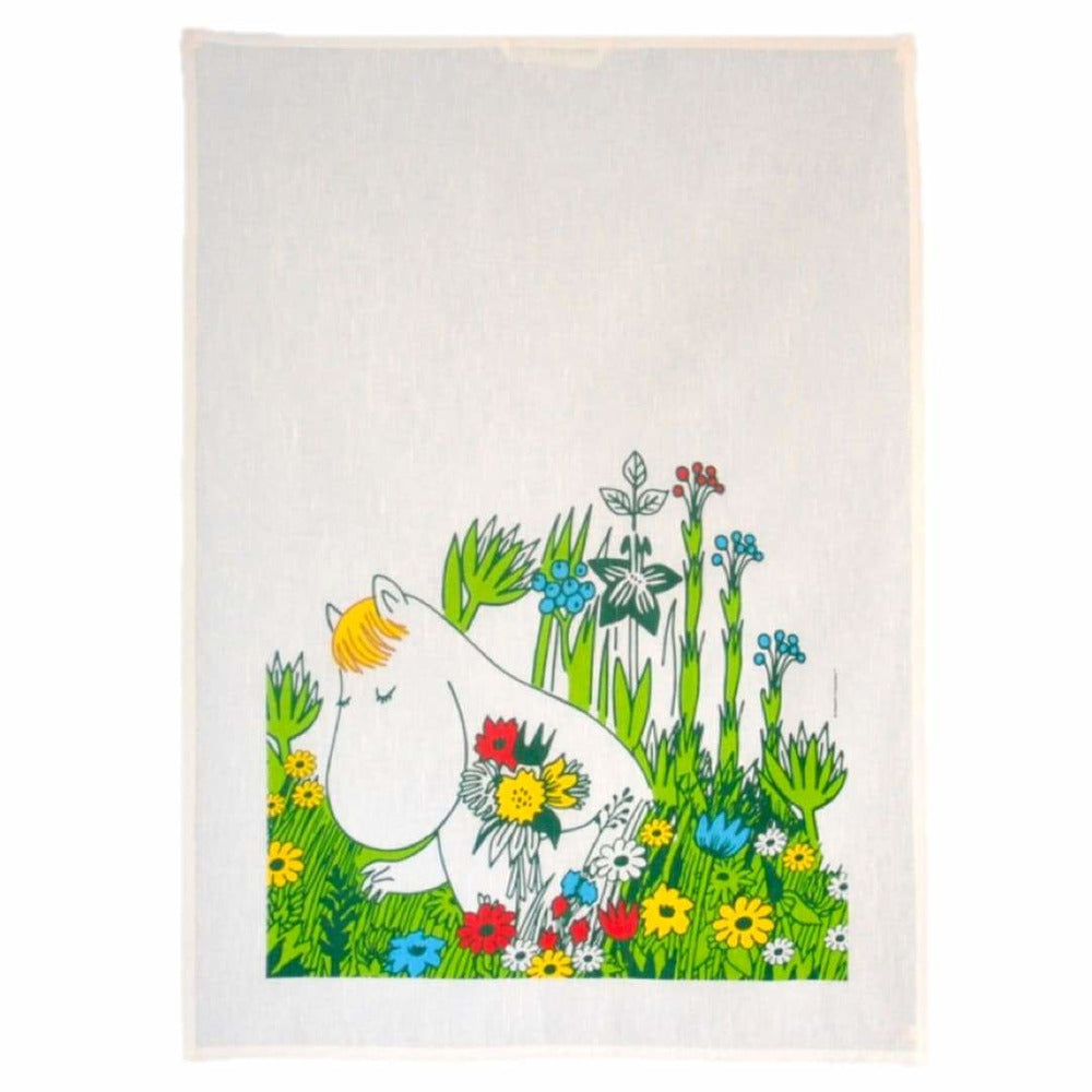 Kitchen Towel Snorkmaiden Summer - .