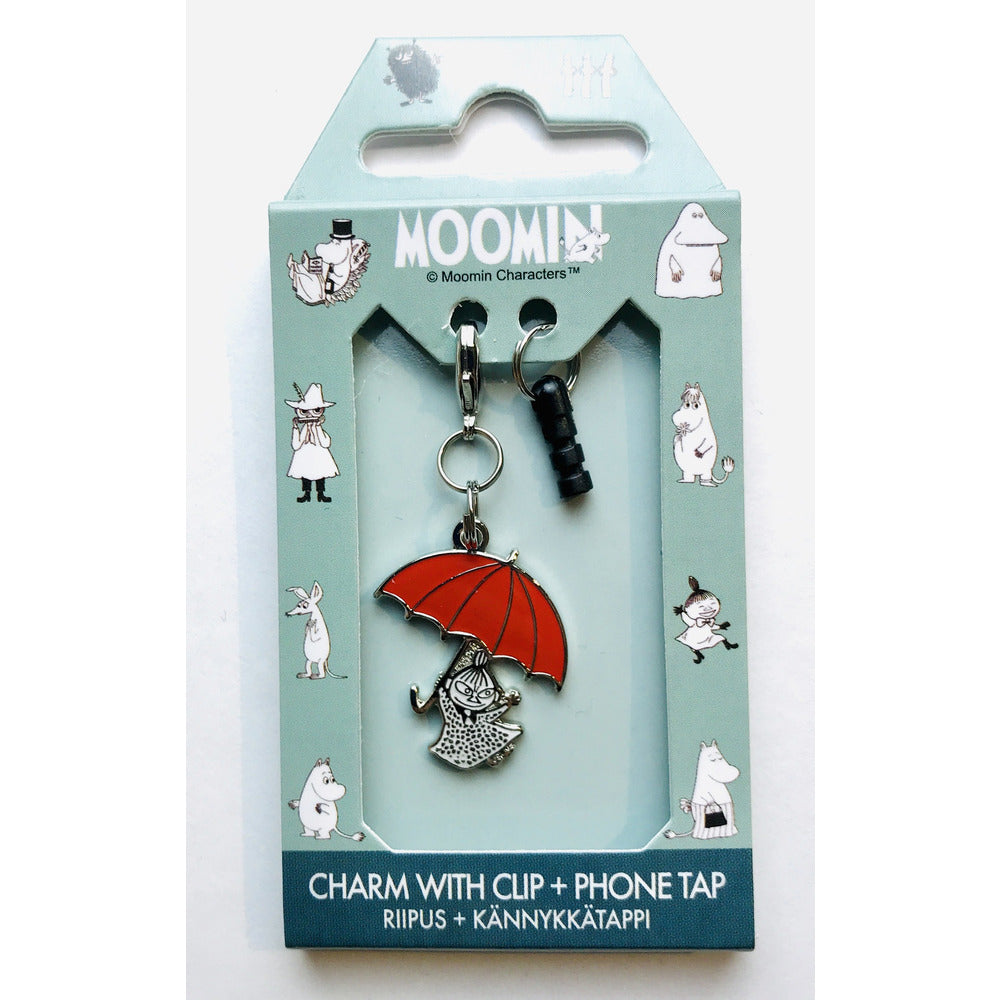 Phone Charm Little My With Umbrella - .