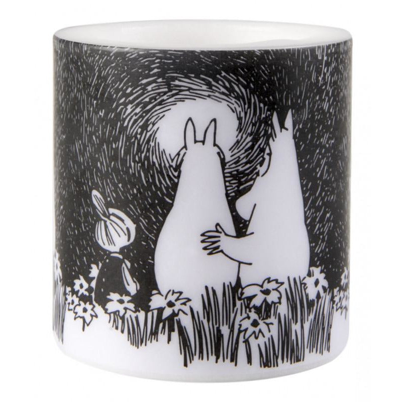 Moomin Candle Moonlight small - .