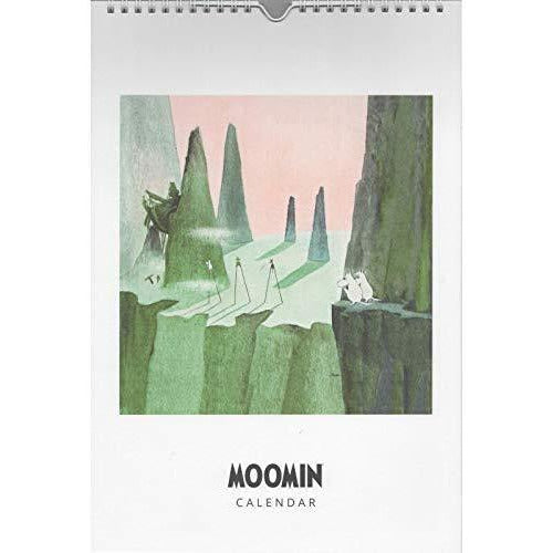 Moomin Yearless Wall Calendar - .