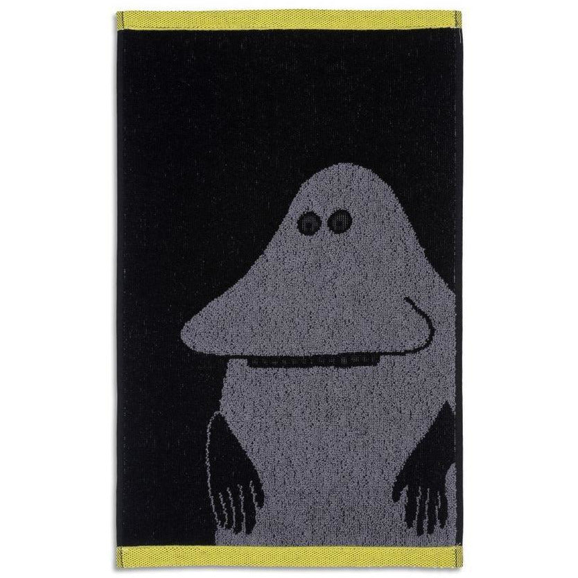 Hand Towel The Groke Black - .