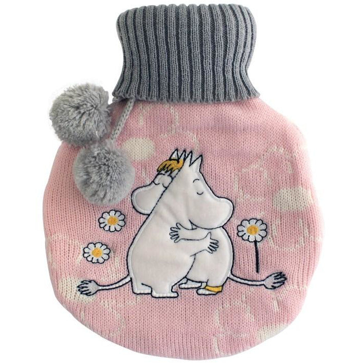 Moomin Hot Water Bottle Love - .