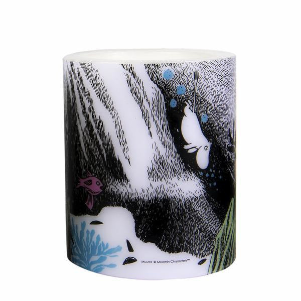Moomin Candle The Dive large - .
