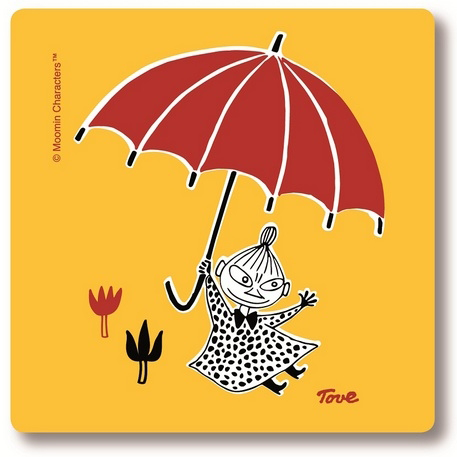 Coaster Little My Umbrella - .
