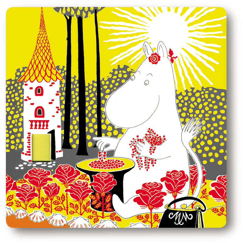Coaster Sunshine Collecting Berries - .