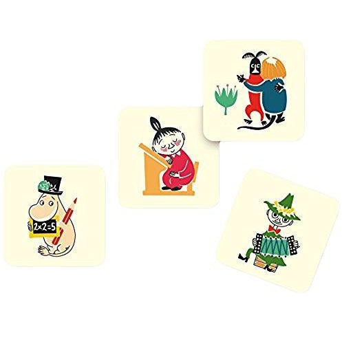 Coaster 50s Pattern 4 pcs - .