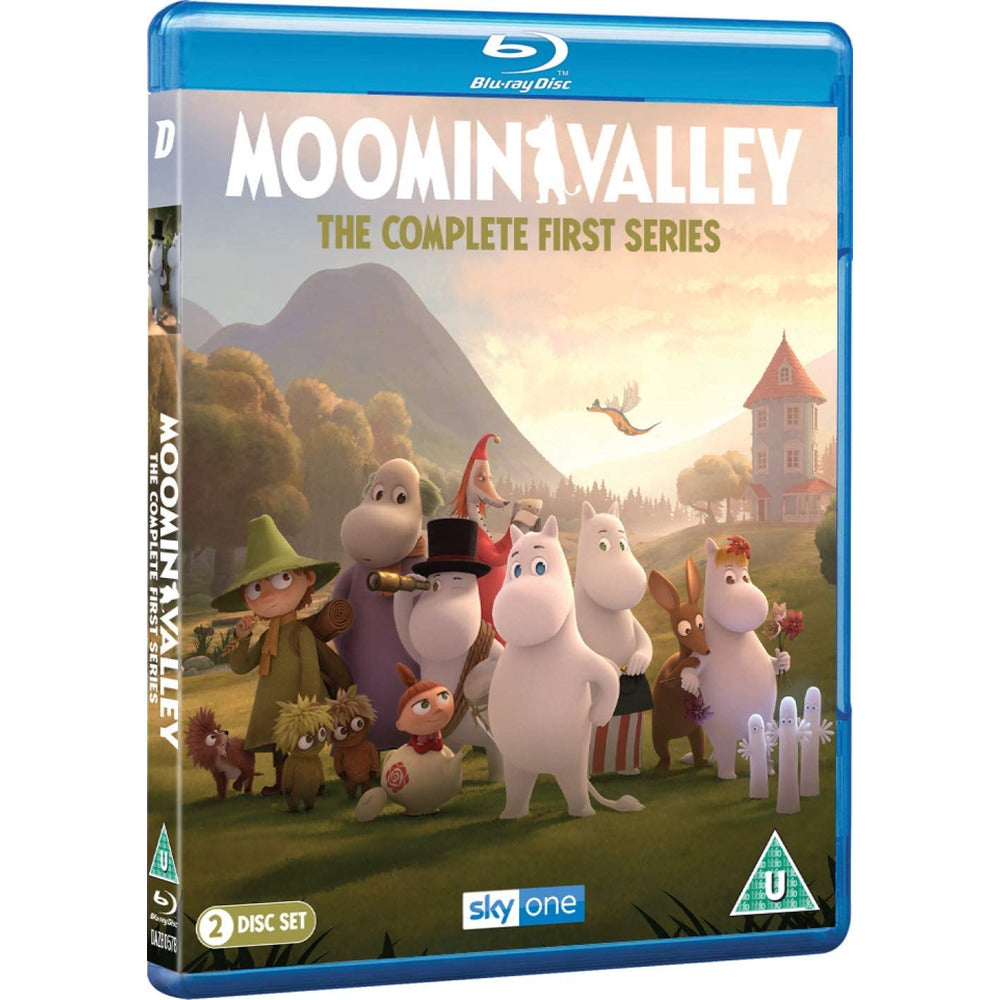 Moominvalley Complete Series 1 - Blue-ray - .