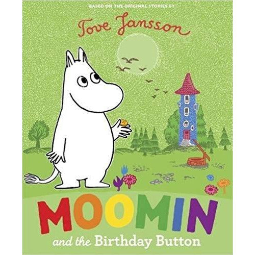Moomin and the Birthday Button - .