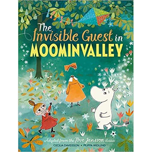 The Invisible Guest In Moominvalley - .