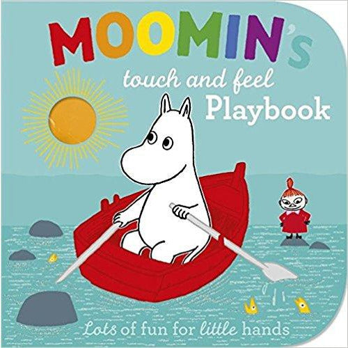 Moomin's Touch and Feel Playbook - .