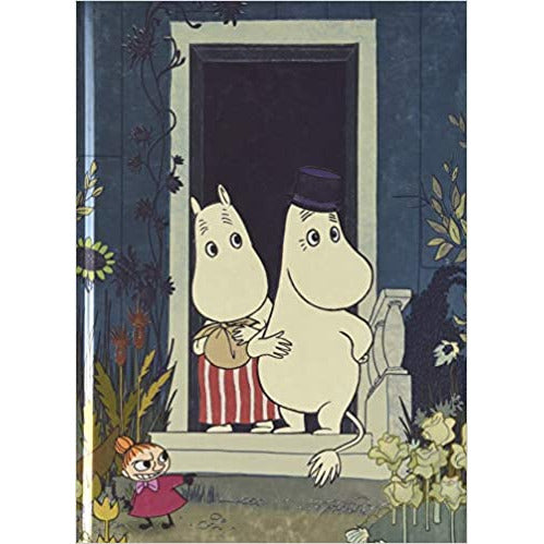 Moomins Doorstep Foiled Journal Notebook