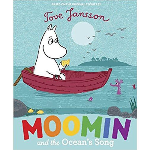 Moomin and the Ocean's song - .