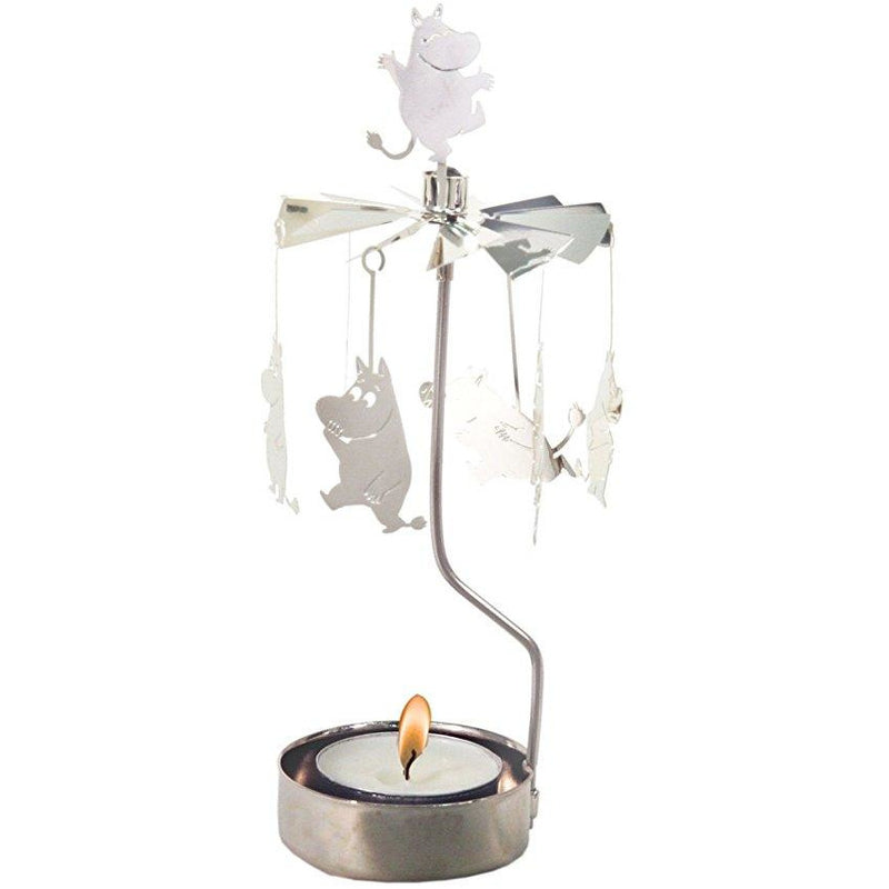 Rotary Candle Holder Moomin - .