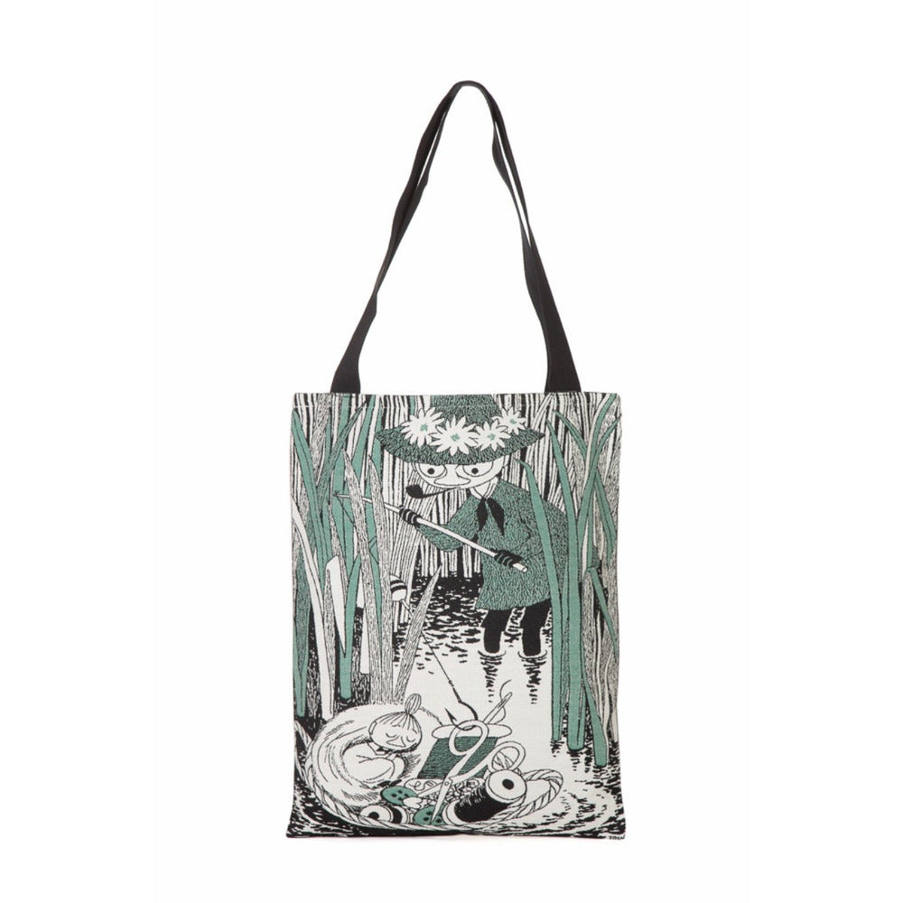 Jacquard bag Little My In Basket - .