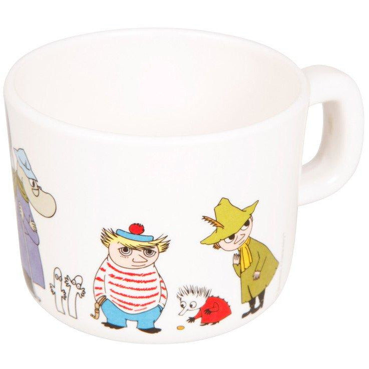 Children's Mug Melamine Moomin Friends - .