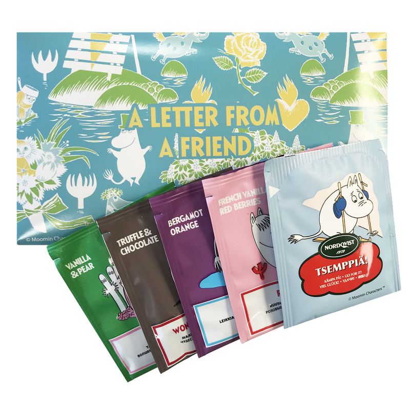 Moomin Tea A Letter From A Friend - .