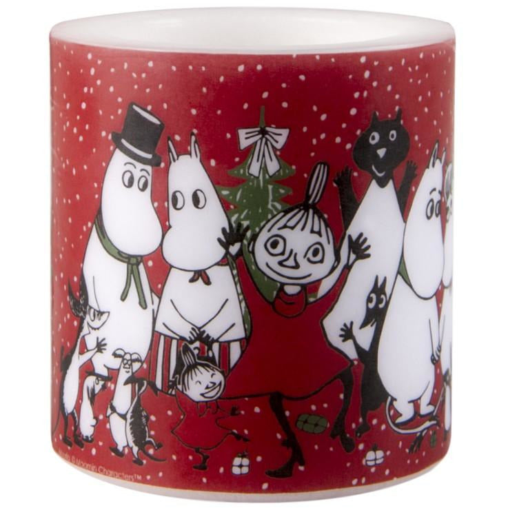 Moomin Candle Winter Magic small - .