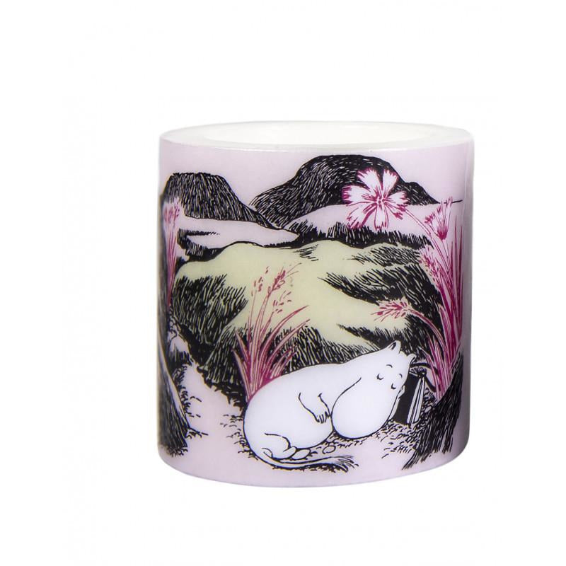 Moomin Candle Nap At The Meadow small - .