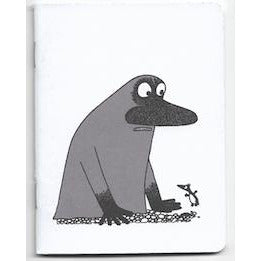 Moomin Mini Notebook The Groke