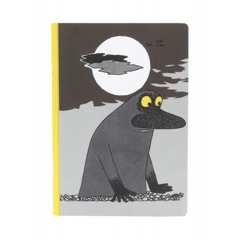 Moomin Exercise Book - .