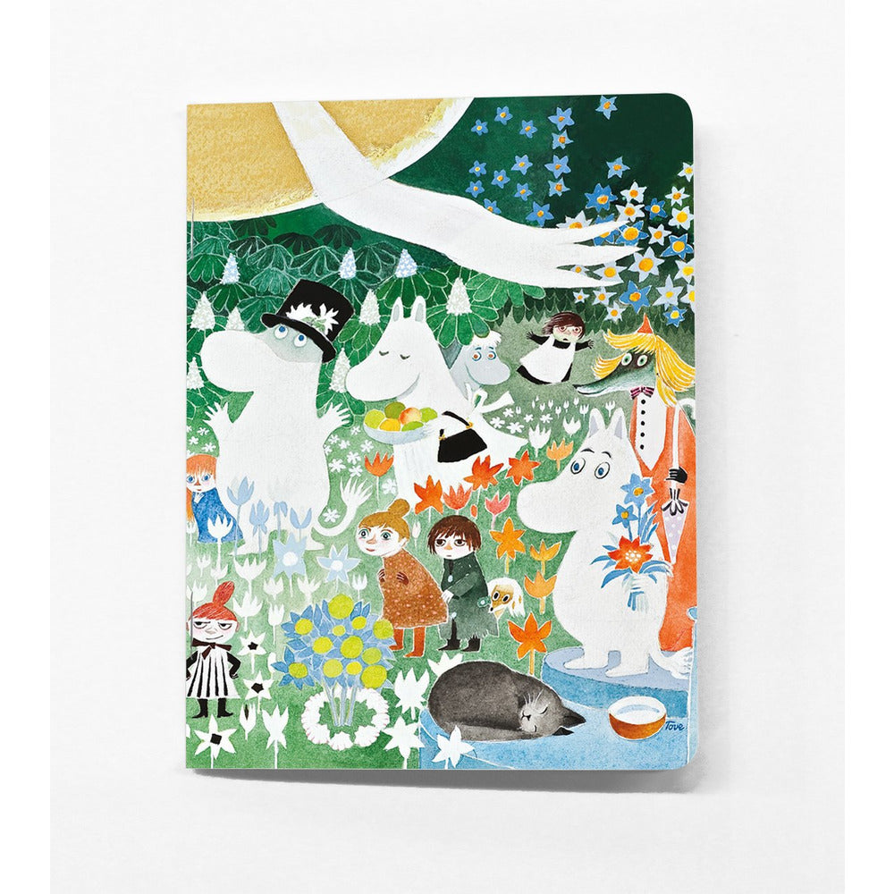 Moomin Softback Notebook Dangerous Journey