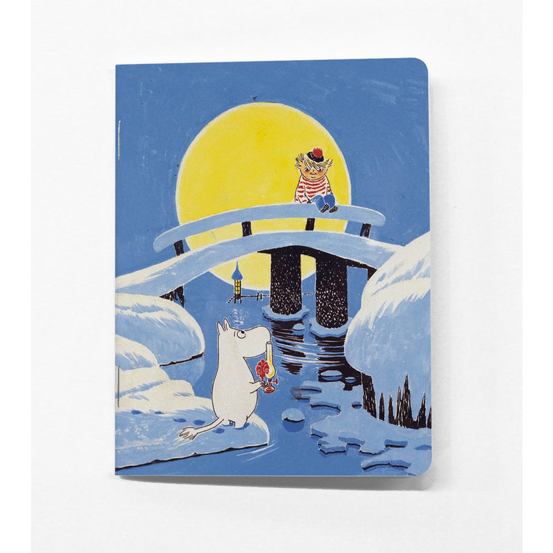 Moomin Mini Notebook Moomin Midwinter - .