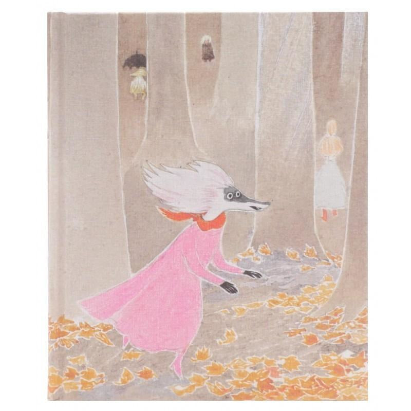 Moomin Hardback Notebook Moomin Valley In November - .