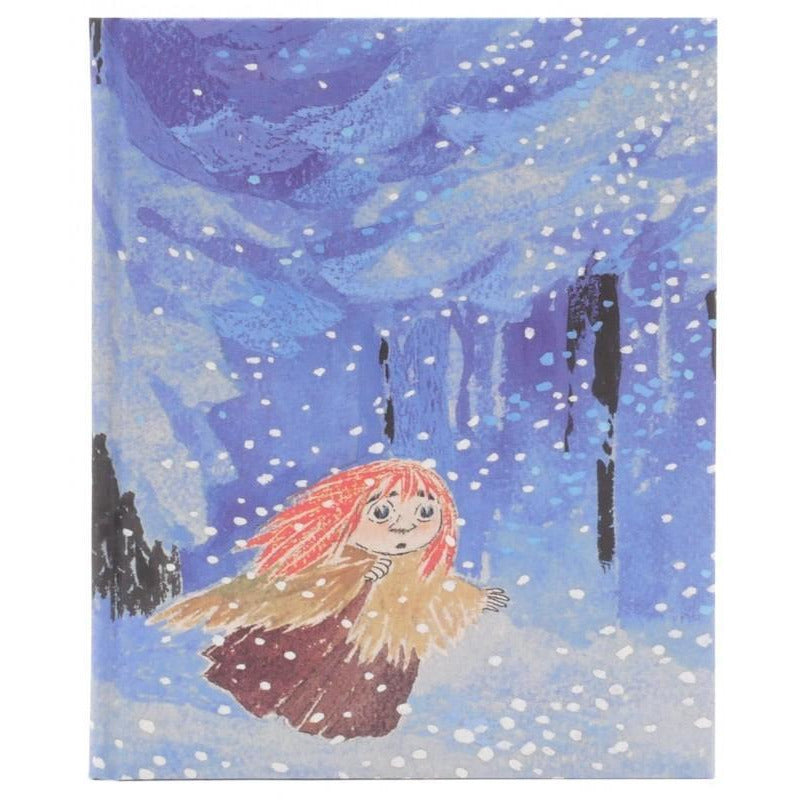 Moomin Hardback Notebook Miffle In Winter - .