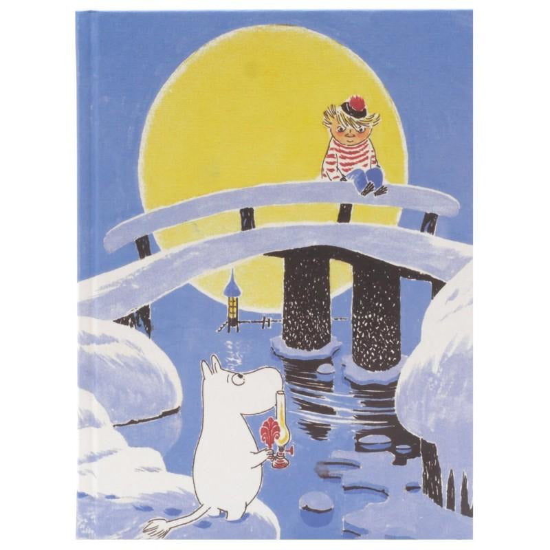 Moomin Hardback Notebook Moomin Midwinter - .